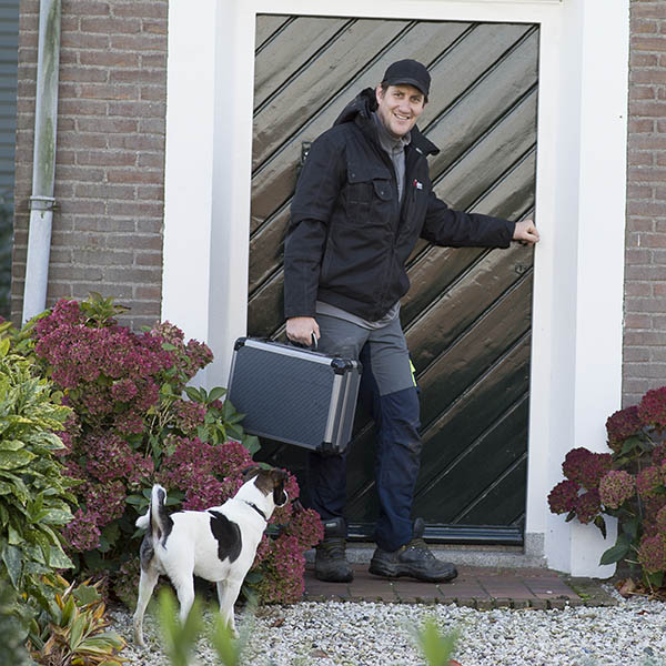 Van Ledden Ongediertebestrijding - Over Bert en Hanneke - 2